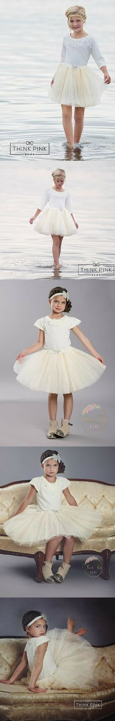 Flower Girl Dresses Country, Flower Girl Tutu, Lace Flower Girls, Tutu Skirts, Lace Weddings, Tulle Dress, Dress For You, Heavenly, Kids Fashion