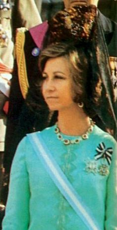 Queen Sofia of Spain on Pinterest | Princess Sophia, Queens and ...