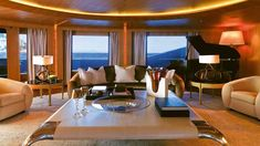 Numptia Luxury Yacht received the Judges Special Award for the widest appeal of her interior design, created by Salvagni Architects. http://www.boatinternational.com/2012/05/06/tango-and-vertigo-take-top-honours-at-2012-world-superyacht-awards/ #CharterFleet #CharterYachts #LuxuryYachts