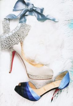 Christian Louboutin suits for wedding.so so so beautiful.Every woman wants them. cheap on sale