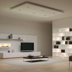 LED Cove Lighting: Accent lighting that can be recessed from view enabling an…