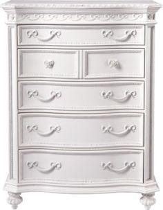Best Shop For A Disney Princess White 6 Drawer Dresser At Rooms 640 x 480