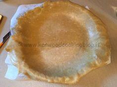 Ricetta pasta brisée all'olio senza burro Kenwood | Kenwood Cooking Blog