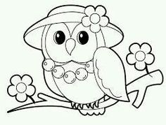 Top 25 Free Printable Owl Coloring Pages Online Coloring Pages - Owl-coloring-pages-printable