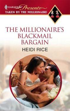 Sách truyện cho những tâm hồn thích đọc: Series: Taken by the millionaire