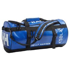 71a001a0666e Buy your Helly Hansen Duffel Bag 50 Litre - Travel Bags from Wiggle.