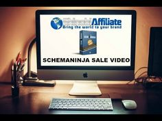 Internet Marketing Strategies New Product Launch Schemaninja Sales Video - YouTube