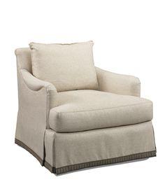 Incroyable Pearson   Skirted Club Chair   818 00   Beach Furniture   Pinterest   Beach  Furniture