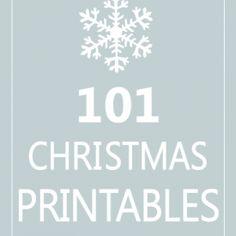 Free Printable Christmas Stencils  Christmas Tree Templates