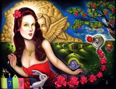 Earth Angel by Antonio Roybal