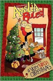 After Amelia and her mom move to Pennsylvania, Amelia makes friends with three other superhero wannabes that form the Gathering of Awesome Super Pals or G.A.S.P. They usually are trying to avoid bullies and save neighborhood kids, but this time their goal is loftier. They are going to prove that Santa doesn't exist, but Amelia finds that this is becoming more complicated when she starts discovering her friend PM's home life really is.