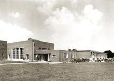 West Green infant School 1950