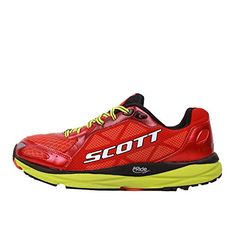 Scott AF + Trainer Red Green - http://on-line-kaufen.de/scott/scott-af-trainer-red-green