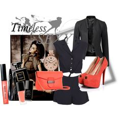 """Timeless Sexy"" by soo-kimberley-noh on Polyvore"