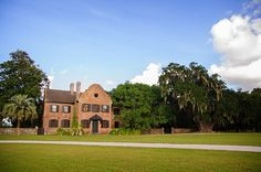 Charleston wedding - Middleton Place via Patrick Hall Photography
