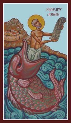 Jonah The Prophet Coptic