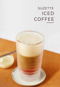 Refreshing citrus and comforting espresso come together in this easy Suzette Iced Coffee recipe from Nespresso. Use Vivalto Lungo Grand Cru, orange juice, and mandarin syrup to complete this delicious coffee creation.