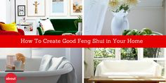7 steps to a good feng shui home