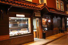 Galata Simit Bakery, Mumhane Street Karakoy