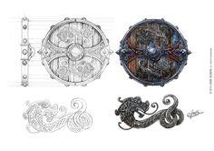 shields concept art - Google Search