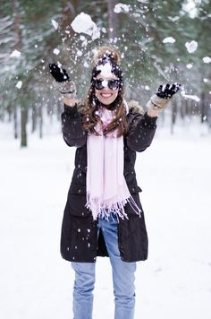 winter snow outfit Winter Day, Winter Snow, Winter Style, Snow Outfit, Stay Warm, Cold Weather, Winter Fashion, That Look, Goth