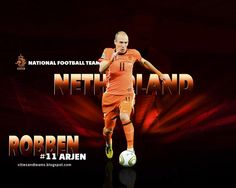 Arjen Robben HD Wallpaper - http://www.wallpapersoccer.com/arjen-robben-hd-wallpaper.html
