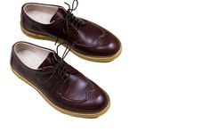 Northern Cobbler Dorado Dark Brown Leather Shoes: The lace shoes are from Western Assembly English premium mens footwear designer, Northern Cobbler. Using a thick substance oily pull-up leather and featuring wing toe detail. Crafted in Portugal & England. Northern Cobbler is an English brand that creates handcrafted, high quality, traditional footwear with a witty personality.