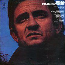 Vinyl Album - Johnny Cash - Hello I'm Johnny Cash - CBS - UK
