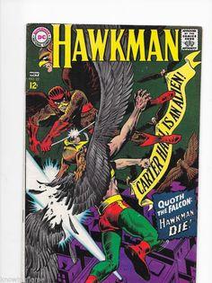 A cover gallery for the comic book Hawkman Comic Book Pages, Dc Comic Books, Comic Book Covers, Comics For Sale, Dc Comics, Robert E Howard, Nostalgia, Superhero Series, Silver Age Comics
