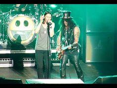 Slash - Back from Cali, 3 Arena, Live, Dublin Ireland, 10 Nov 2014