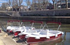 LES PETITS BATEAUX DU CANAL 1 - Narbonne