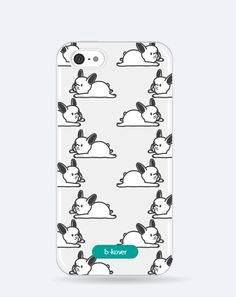Funda móvil transparente Cute Perritos tumbado | b-Kover Smartphone, Phone Cases, Animal, See Through, Mobile Cases, Doggies, Phone Case, Animals, Animaux
