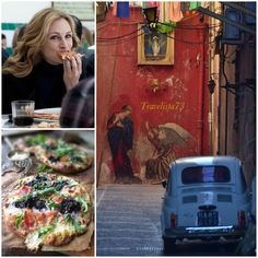 Italy:  Eat, Pray, Love