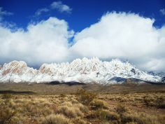 Breathtaking NM landscape