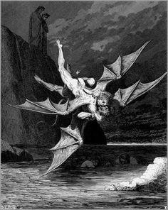 Gustave Doré. Dante Alighieri Inferno