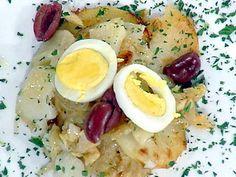 Bacalhau a Gomes de Sa (Cape Verde Cod Fish) - Easy Portuguese Recipes