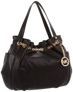 Michael Kors Chain Ring Tote