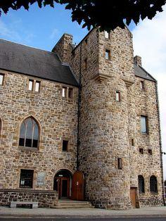 St. Mungo Museum of Religious Life and Art, Glasgow, Scotland