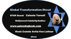 #PRESS  Release: The Global #TransformationSHOW PRESENTS:  #Hollywood  #Celebrity &  #StarTrek *STAR*  #CelesteYarnall Make Sure To TUNE IN This SUNDAY April 27th @ 12:00 Noon PST/US For The LIVE Interview Through Google + Broadcast Streaming.   Connie Avila-Von Leitner  Show #Producer & #Host Twitter:  @Connie Avila-Von Leitner http://connieimage.synthasite.com/global-transformation-show.php