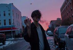 boy, grunge, and smoke image Bad Boy Aesthetic, Red Aesthetic, Aesthetic Photo, Beautiful Boys, Pretty Boys, Cigarette Aesthetic, Grunge Guys, Emo Guys, Boy Images