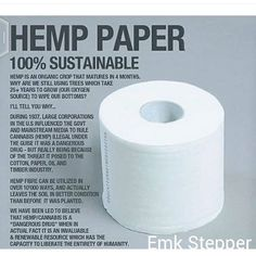 Our goal is to spread Hemp Cannabis awareness. Hemp can change our industrial world for the better. This plant is more durable and sustainable. Save Our Earth, Save The Planet, Endocannabinoid System, Medical Marijuana, Sustainable Living, Good To Know, Sustainability, Fun Facts, The Cure
