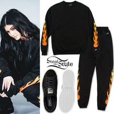 Kylie Jenner Clothes & Outfits   Steal Her Style