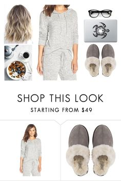 """Breakfast"" by teodoramaria98 ❤ liked on Polyvore featuring GET LOST, Make + Model and UGG"