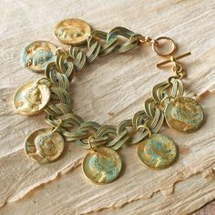 Ship's Treasure Bracelet | National Geographic Store