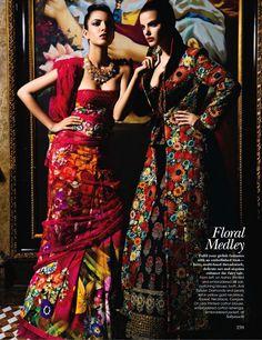 . Ram Shergill for Vogue India November 2010