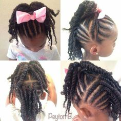 Braids with some twists