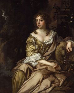 Nell Gwyn by Sir Peter Lely (1675)