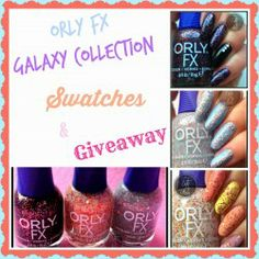 Win Orly FX - Galaxy Collection ^_^ http://www.pintalabios.info/en/fashion_giveaways/view/en/1731 #International #Nails #bbloggers #Giveaway