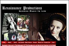 Event Production Group with over 15 years of history specializing in themed events, especially Renaissance Faires, Pirate Festivas, Scottish Games and more.
