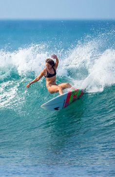 Steffi Kerson #surfing www.blueprinteyew...